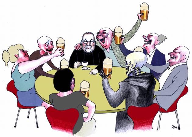 Samfundsmæssige konsekvenser ved alkoholmisbrug